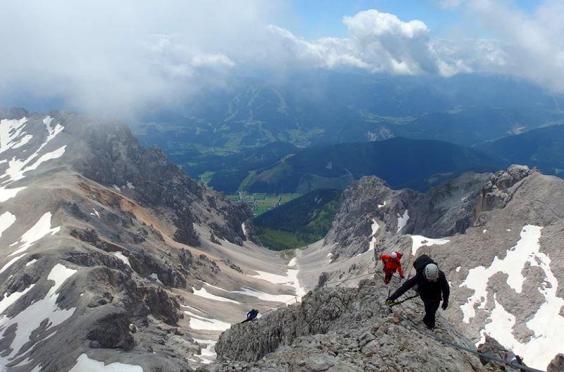 Fitness Training ist eine sehr gute Voraussetzung für erfolgreiches Bergwandern in Österreich.