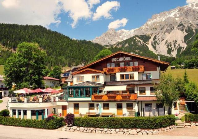 Hotel Pension Hochkönig