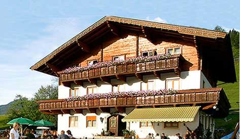 Pension Ötzmooshof